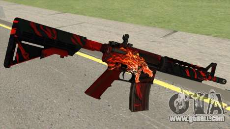 CSGO M4A4 Howl for GTA San Andreas