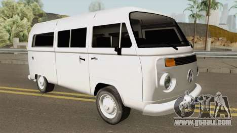 Volkswagen Kombi 2009 V2 By Vermilion093 3D for GTA San Andreas