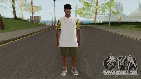 Skin Random 134 (Outfit Lowrider) for GTA San Andreas