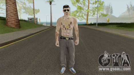 Skin Random 128 (Outfit Latino) for GTA San Andreas