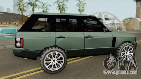 Land Rover Range Rover 2009 (SA Style) for GTA San Andreas