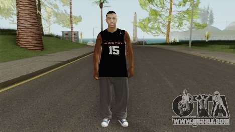 Skin Random 160 (Outfit Lowrider) for GTA San Andreas