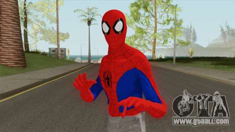 Spiderverse (With Pants) for GTA San Andreas
