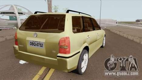 Volkswagen Parati G3 Tunable for GTA San Andreas