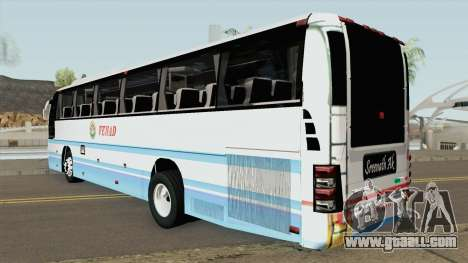 VOLVO KSRTC VENAD for GTA San Andreas