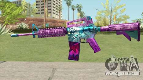 SFPH Playpark (Ghost M4A1) for GTA San Andreas