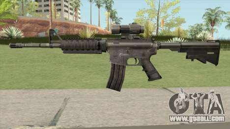 Insurgency MIC M4A1 Aimpoint for GTA San Andreas
