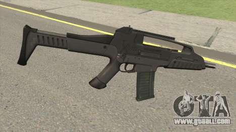 XM8 Compact V2 Black for GTA San Andreas