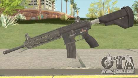 HK-416 Assault Rifle V2 for GTA San Andreas