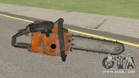Chainsaw for GTA San Andreas