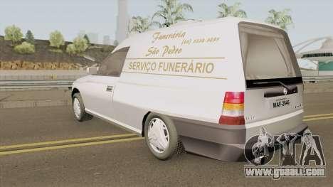 Opel Astra F Funeral Service for GTA San Andreas