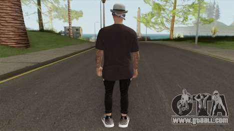 Skin Random 133 (Outfit Import-Export) for GTA San Andreas