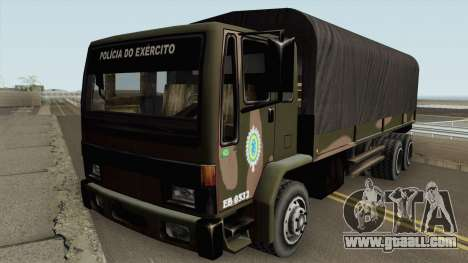 Barracks Caminhao Exercito BR TCGTABR for GTA San Andreas