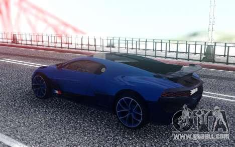 Bugatti Divo for GTA San Andreas