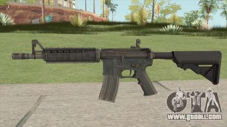 CS-GO M4A4 Default for GTA San Andreas