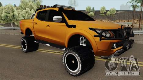 Mitsubishi L200 Off-Road for GTA San Andreas