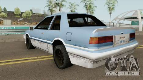 Previon Levin (Initial D) for GTA San Andreas