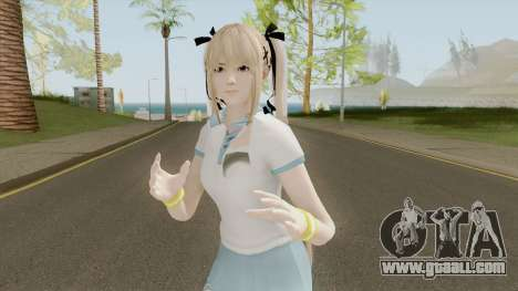 Dead Or Alive 5: Ultimate - Marie Rose Newcomer for GTA San Andreas