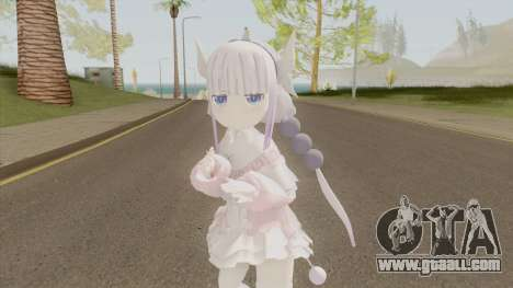 Kanna (Little Girl Dragon) for GTA San Andreas