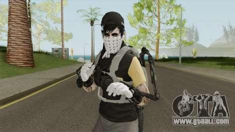 Skin Random 150 (Outfit Random) for GTA San Andreas