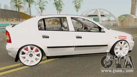 Opel Astra G VRX for GTA San Andreas