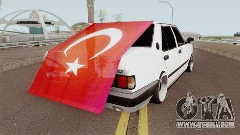 Turk Bayrakli Tofas for GTA San Andreas