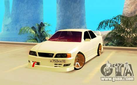 Toyota Chaser JZX100 Tourer V for GTA San Andreas