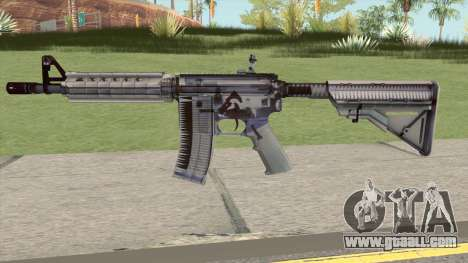 CS-GO M4A4 X-ray for GTA San Andreas