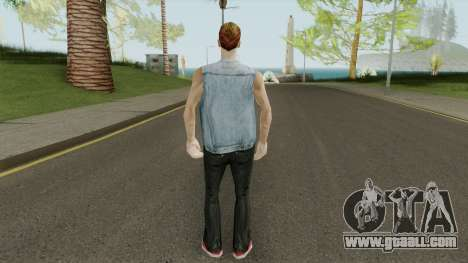 Paul HD With GTA Online Outfit for GTA San Andreas