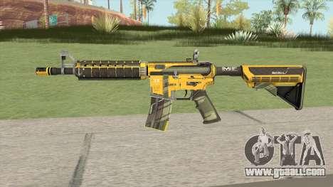 CS-GO M4A4 Buzzkill for GTA San Andreas