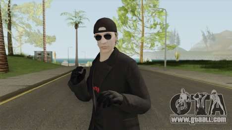 GTA Online Dylan Klebold Cosplay for GTA San Andreas