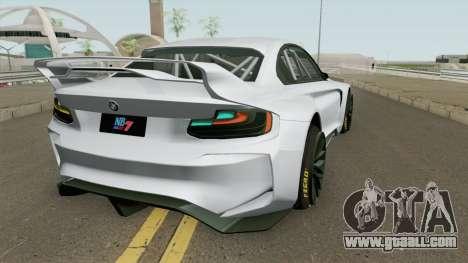 BMW Vision Gran Turismo 2014 for GTA San Andreas