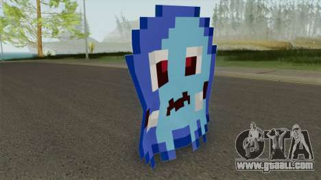 Ghost (Pacman) for GTA San Andreas