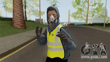 Skin Random 155 (Outfit Random) for GTA San Andreas