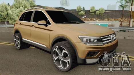 Volkswagen Tiguan 2017 for GTA San Andreas