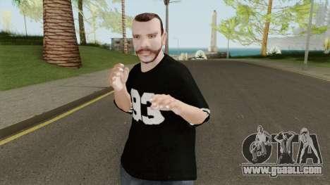 Tataee (Tata Vlad) From BUG Mafia for GTA San Andreas