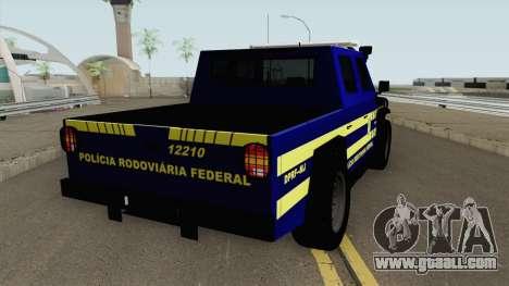 Agrale Marrua PRF for GTA San Andreas
