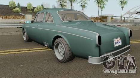 Vapid Clique GTA V for GTA San Andreas