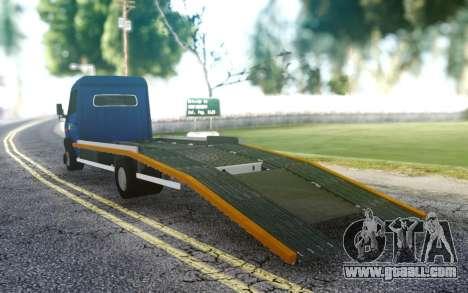 Mercedes-Benz Vario 815D for GTA San Andreas