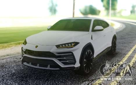 Lamborghini Urus for GTA San Andreas