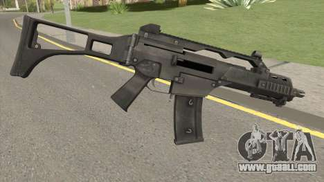 Battlefield 3 G36C for GTA San Andreas