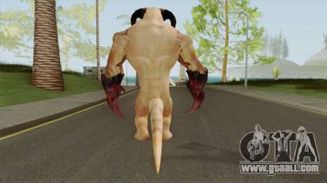 Mutated Alien V1 for GTA San Andreas