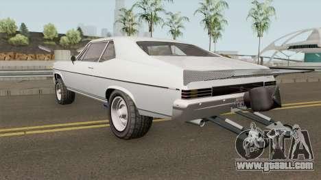 Declasse Vamos GTA V IVF for GTA San Andreas