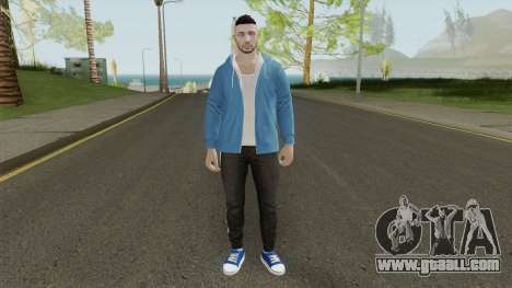 GTA Online Sans Outfit Skin V2 for GTA San Andreas