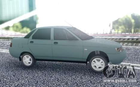 Lada Bogdan 2110 for GTA San Andreas