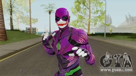 The Joker Flash for GTA San Andreas