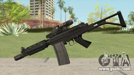 Tactical Assault Rifle for GTA San Andreas