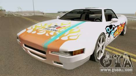 Wild Infernus Skin 2019 for GTA San Andreas