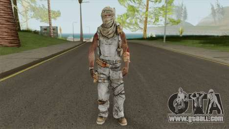 Refugees From Spec Ops: The Line for GTA San Andreas