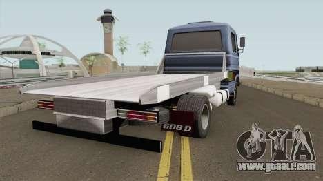 Mercedes-Benz 608D Grua for GTA San Andreas